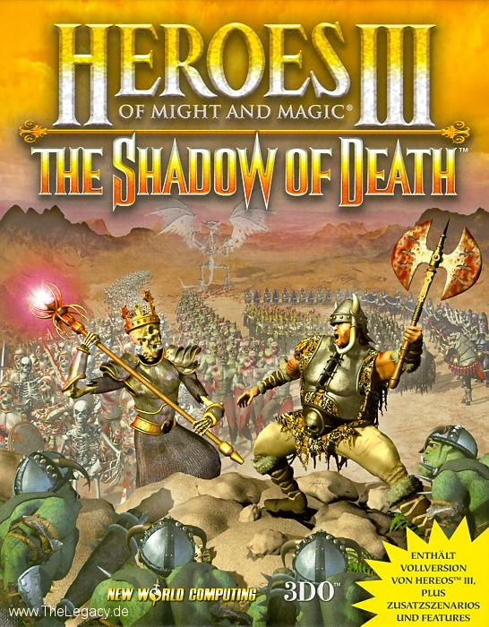 ? ?? ?? heroes of might and magic iii the shadow of death
